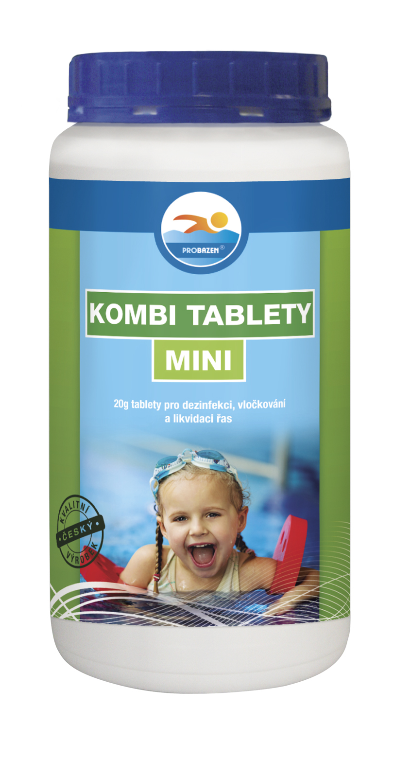 Kombi tablety MINI 1,2 Kg PROBAZEN