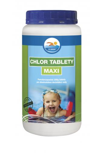 Chlor tablety MAXI 1 kg PROBAZEN